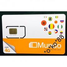 Mundo 歐洲36國10日1GB上網卡