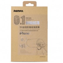 Remax 0.1mm iPhone6/6Plus/5/5c/5s 鋼化玻璃貼