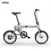雲馬mini智能折疊電動自行車 (1)