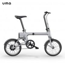 雲馬mini智能折疊電動自行車
