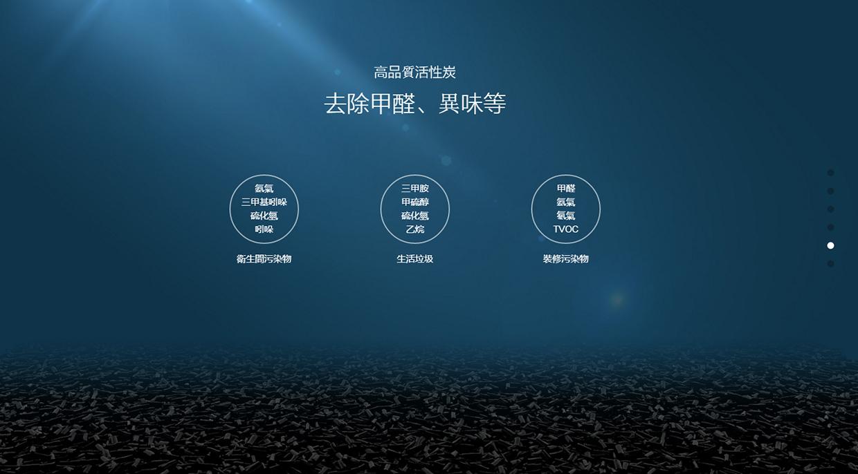 小米空气净化器 2